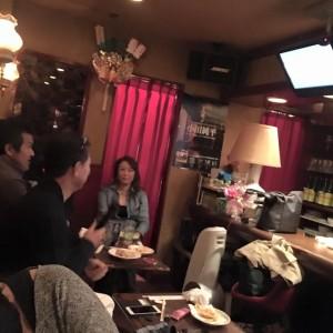 コンドル百恵さんのお店の竹井佑介