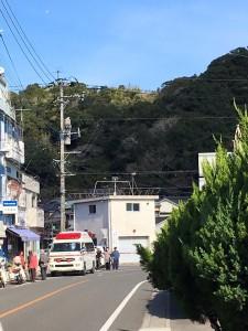 天草の救急車