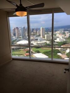 ハワイの窓