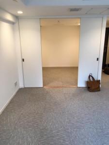 竹井佑介の新六本木オフィスの小部屋