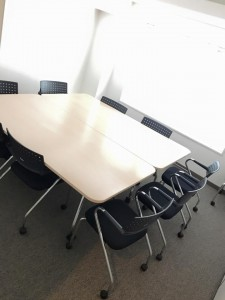竹井佑介の新六本木オフィスの会議室