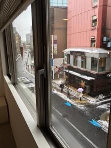 竹井佑介の新六本木オフィスからの景色