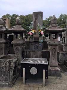 西郷隆盛のお墓