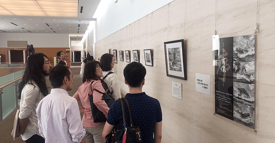 靖国神社の遊就館を見学