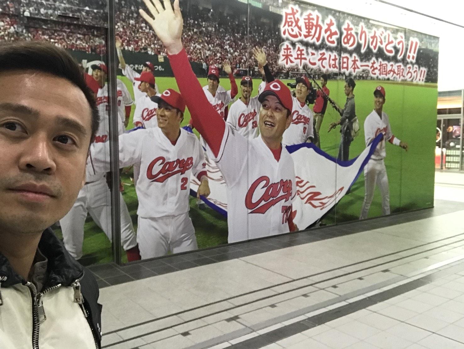 来年こそは日本一を掴み取ろうに思いを馳せる竹井佑介