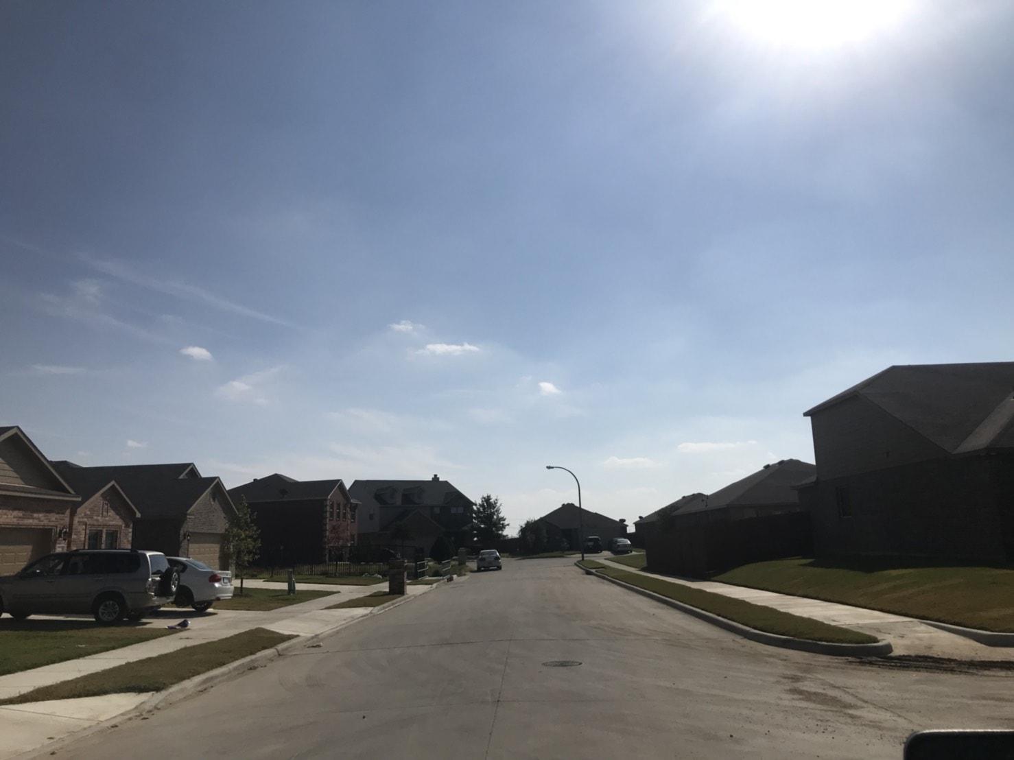 テキサスのプロジェクトサイト