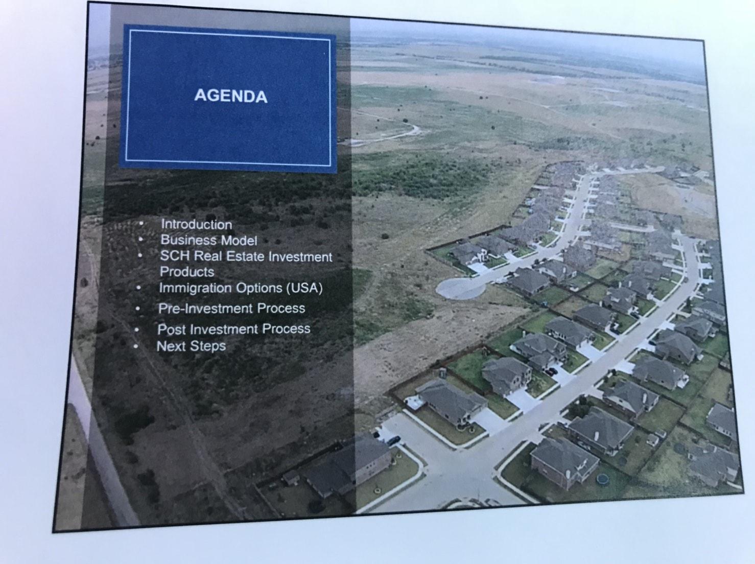 171215アメリカ都市開発投資プロジェクトのアジェンダ