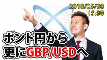 ポンド円から更にGBP/USDへ