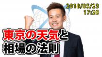 東京の天気と相場の法則